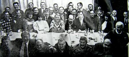 1998 -25 лет со дня завоевания серебряных медалей первенства СССР 1973
