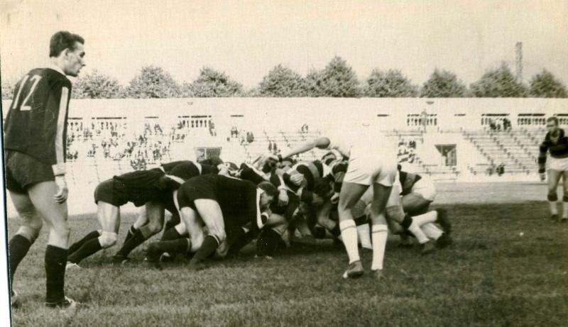 Регби 1963 Латвия