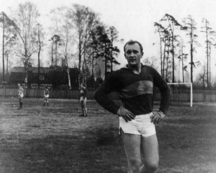 Регби 1963 В.Петров