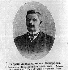Дюперрон Г.А.