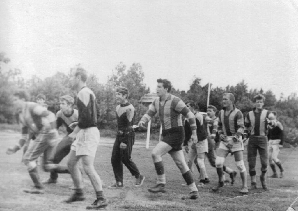 первая игра весна 1962