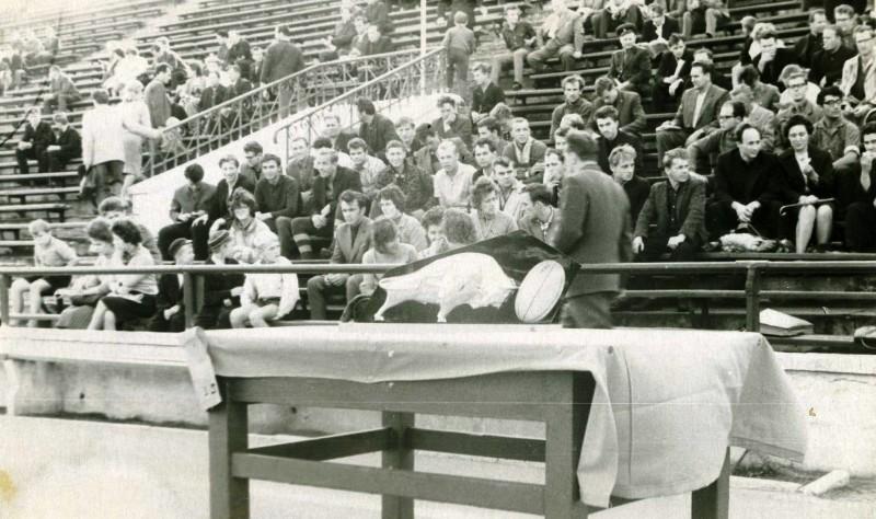 Рига 1963. Из архива В.Петрова
