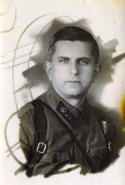 Шмаин Наум Айзикович, 1906. Подполковник мед.службы