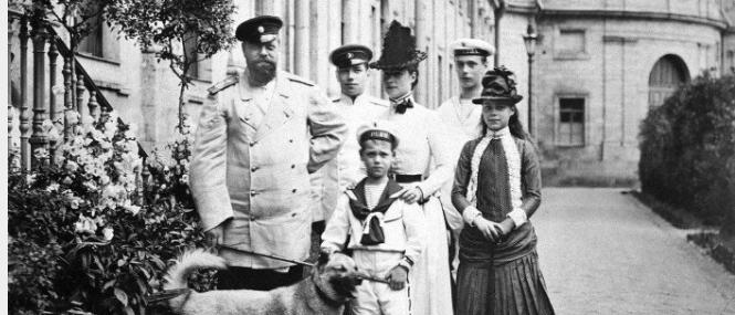 Александр III – неизвестный император России  20.07.2015 (20.07.2015) 161