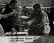80-лет (1939-01-06-2019-01-06) со дня рождения профессора М.Глыбовского, мастера спорта по регби СССР