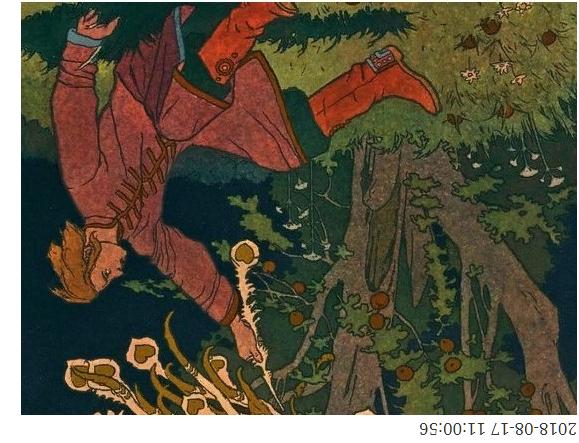 Почему в русских сказках главного героя всегда изображали дураком