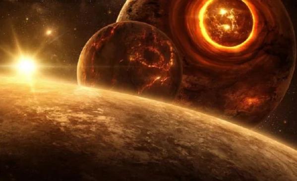 Из недр Земли начал выделятся сильный поток нейтрино, который может образовываться только в космосе