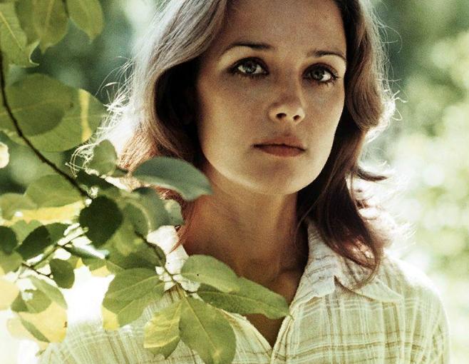 Актриса Ирина Алфёрова в молодости фото