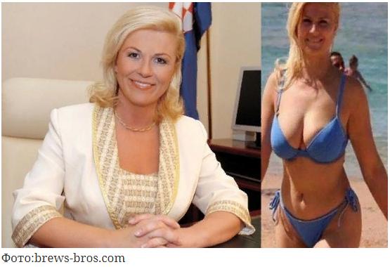 Колинда Грабар-Китарович президент Хорватии