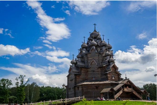 В Петербурге есть свои Кижи