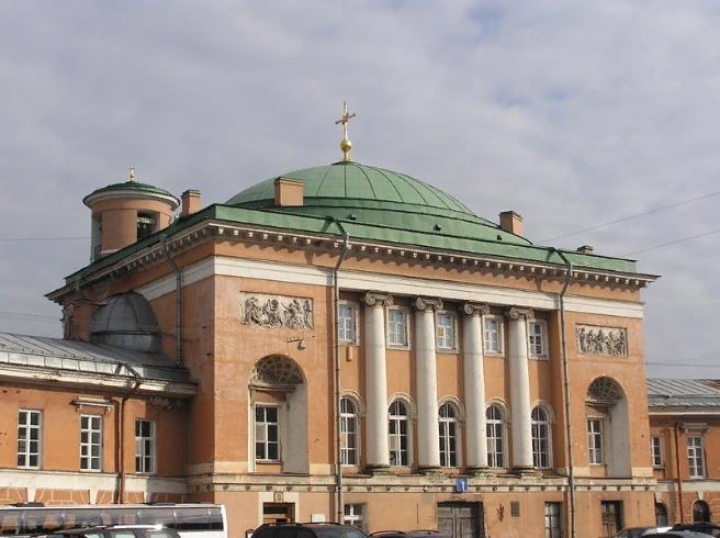 Спасо-Конюшенная церковь