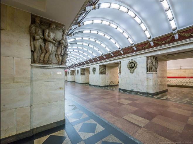 «Сталинская». Исчезнувшая станция метро