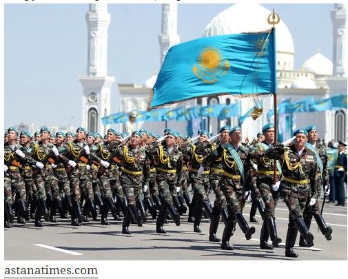 Как выглядит армия Казахстана на фоне вооруженных сил других стран