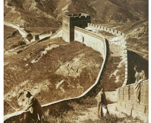 Главные загадки Великой китайской стены