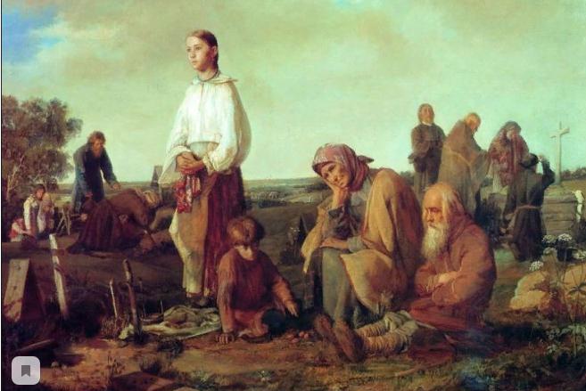 Как часто православные должны навещать могилы родственников
