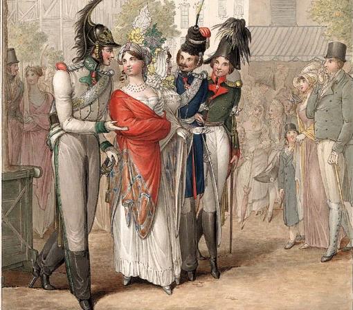 Сколько русских солдат не захотело возвращаться из Парижа в 1814 году