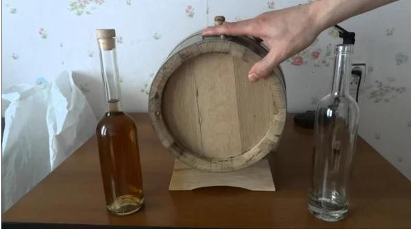 Как превратить «унылую» водку в неплохой виски