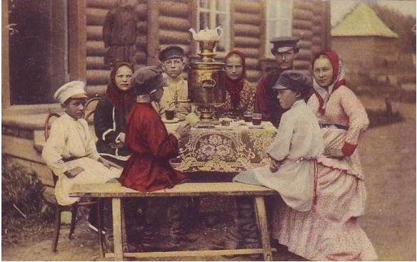 Почему в русском застолье хлебные горбушки ели только девочки