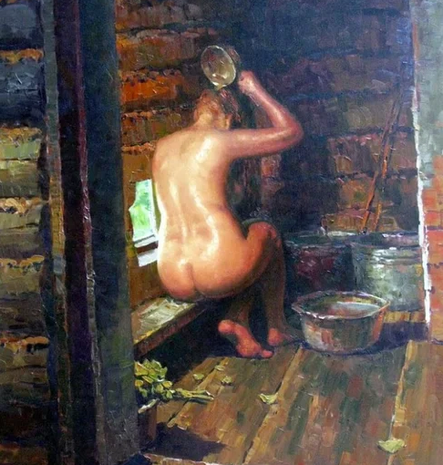 Чем мылись красавицы на Руси?