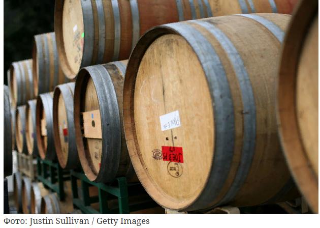 Жара разоряет виноградники США и Европы. Россия может на этом заработать