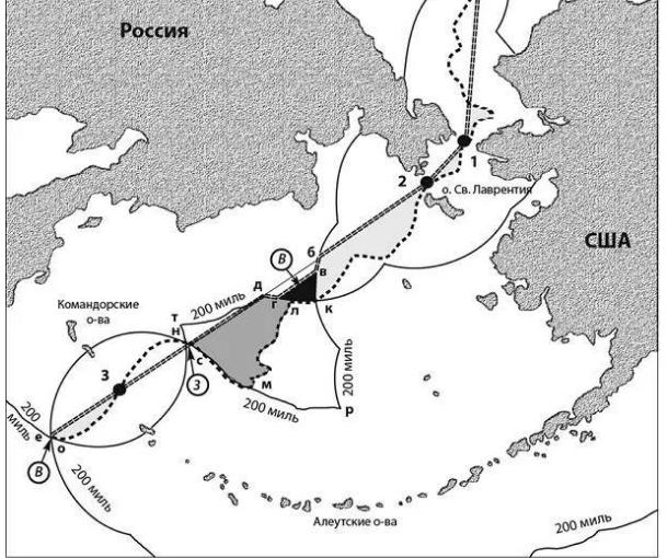 «Линия предательства»: нужно ли России бороться с США за Берингов пролив
